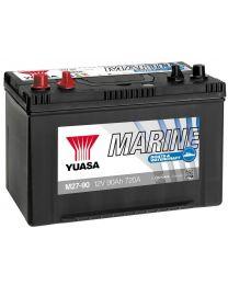 Bateria Yuasa M27-90 12V 90Ah 720A +E 304x173x225