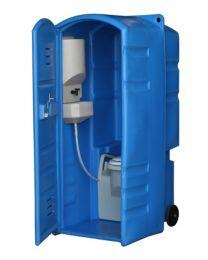 Cabine sanitária autónoma WC sem lava mãos