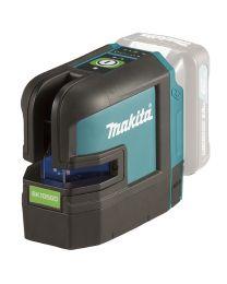 Nivel laser em cruz a bateria Makita SK105GDZ