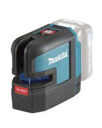Nivel laser em cruz a bateria Makita SK106DZ
