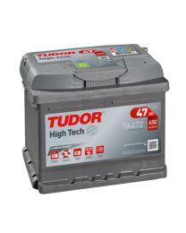 Bateria Tudor HIGH-TECH TA472 12V 47Ah 450A +D 207x175x175