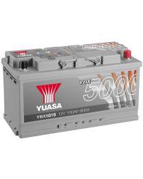 Bateria Yuasa YBX5019 12V 100Ah 900A +D 353x175x190