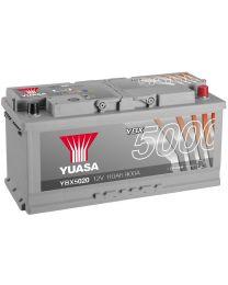Bateria Yuasa YBX5020 12V 110Ah 900A +D 393x175x190