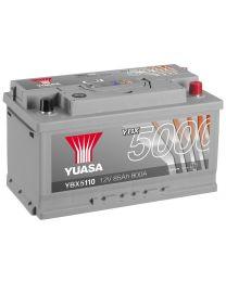 Bateria Yuasa YBX5110 12V 85Ah 800A +D 317x175x175