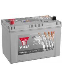 Bateria Yuasa YBX5334 12V 95Ah 830A +E 303x174x222