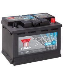 Bateria Yuasa YBX7027 12V 60Ah 560A +D 242x175x190