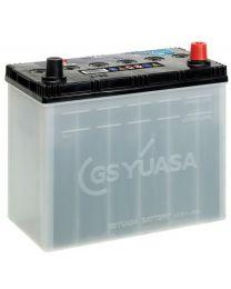 Bateria Yuasa YBX7053 (N55) 12V 45Ah 370A +D 238x128x227