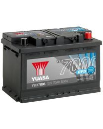 Bateria Yuasa YBX7096 12V 70Ah 680A +D 278x175x190