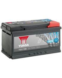 Bateria Yuasa YBX7110 12V 75Ah 730A +D 317x175x175