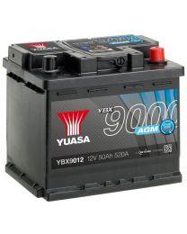 Bateria Yuasa YBX9012 12V 50Ah 520A +D 207x175x190
