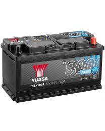 Bateria Yuasa YBX9019 12V 95Ah 850A +D 353x175x190