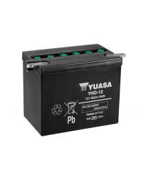Bateria Yuasa YHD-12 29Ah 133x206x165