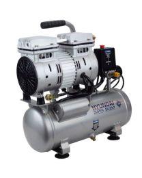 Compressor Silencioso Isento De Óleo 6L Hyundai HYAC6-07S