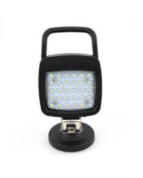 LED Farol Magnético Recarregável LED, Interference: Class 1, 1100 Raw Lumens