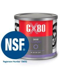 CX-80 Massa de Silicone (NSF 1) 500g
