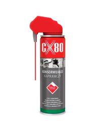 CX-80 Multifunções Teflon 250ml Duo-Spray