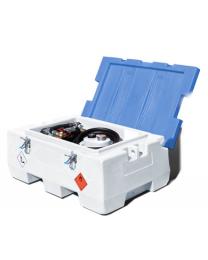 Depósito de Adblue c/ Electro Bomba 12V 200L (30L/MIN) c/ Contador