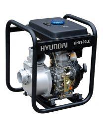 Motobomba Diesel 4'' Hyundai DHY100LE