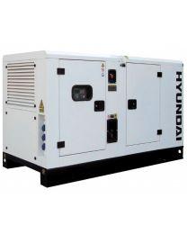Gerador Industrial Monofásico 20 kW Hyundai DHY 22 KSEm