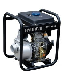 Motobomba Diesel 2'' Hyundai DHY50LE