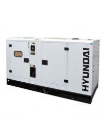 Gerador Industrial Trifásico 60 kVA Hyundai DHY66KSE