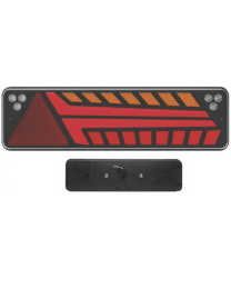 Farolim LED Traseiro Multifunções Dynamic Direito