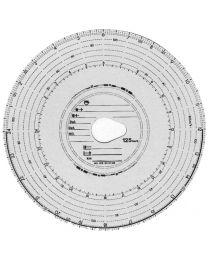 Discos de Tacógrafo  125Km/h Combi