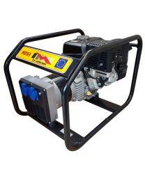 Gerador gasolina monofásico MOSA GE-4000 MBK motor Kohler CH270