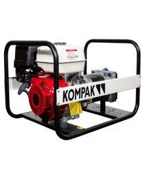 Gerador Gasolina Monofásico Kompak GH8000-M
