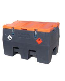 Depósito de Gasóleo c/ Electro Bomba 12V 410L (50L/MIN) c/ Contador