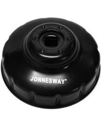 Filtro Copo 80mm 15 faces Jonnesway HC-80/15