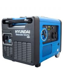 Gerador Gasolina Inverter 3,8 kW Hyundai HY4500SEi