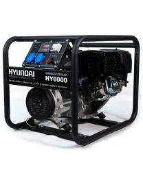 Gerador Gasolina Monofásico Hyundai HY6000