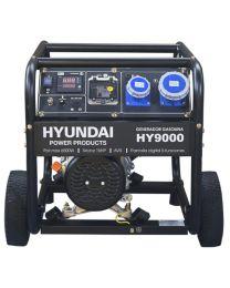 Gerador Gasolina 6kW Hyundai HY9000K