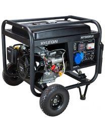 Gerador Gasolina Monofásico 6kW Hyundai HY9000LEK