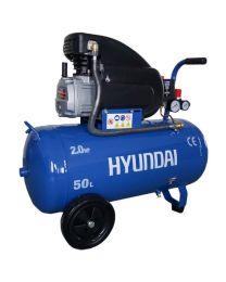Compressor 50 Litros 2HP Hyundai HYAC50-21