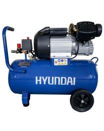 Compressor 50 Litros 3HP Hyundai HYAC50-3V
