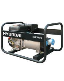 Gerador Gasolina Monofásico Hyundai HYK8500