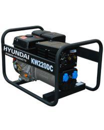 Motosoldadora Gasolina Hyundai HYKW220DC