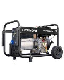 Motosoldador Diesel 5,0 kVA Hyundai HYKWD220EDC