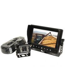 Sistema de Câmera digital com fios Com 7? LCD monitor de e câmera