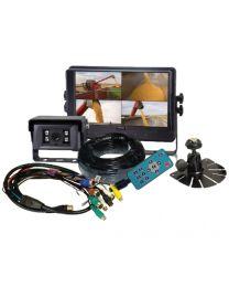 Sistema de Câmera digital com fios Com 9? LCD monitor de e câmera
