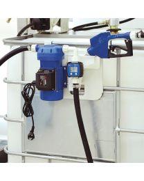 Kit de transferência IBC com fluxómetro UREA/DEF 230V Tipo de bocal automatica