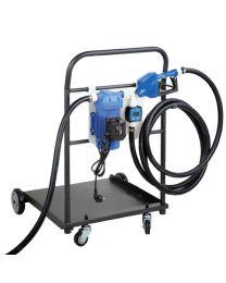 Kit movel Bomba transfega UREA/DEF 230V Tipo de bocal automatica