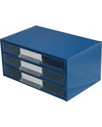Estante Metálo-Plástica n.º 5 azul