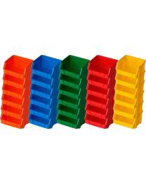Conjunto Caixas stock modelo O (30)