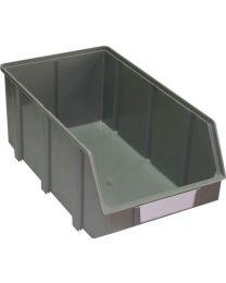 Caixa stock SUC modelo C cinzento