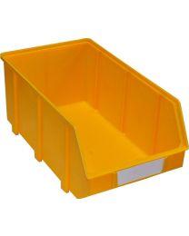 Caixa stock SUC modelo C amarelo