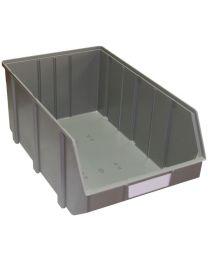Caixa stock SUC modelo D cinzento