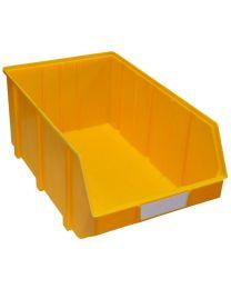 Caixa stock SUC modelo D amarelo